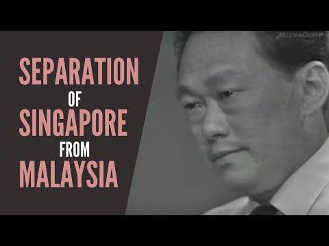 History - Chapter 9 Part 2 Separation of Singapore from Malaysia