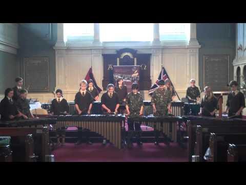 Gassenhauer (Street song - Badlands) - Schulwerk Carl Orff - Gad's Hill School Ensemble
