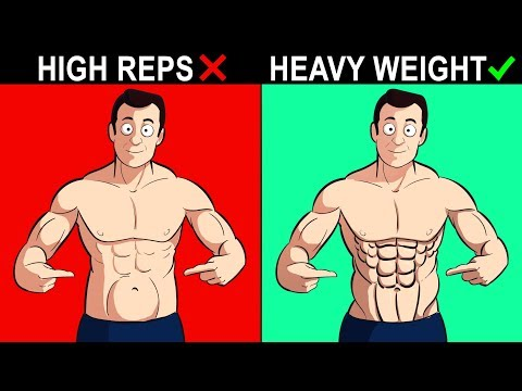 5 Tricks to Help Your ABS GROW!