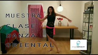 VIDEO MUESTRA DANZA ORIENTAL ESTUDIO 1