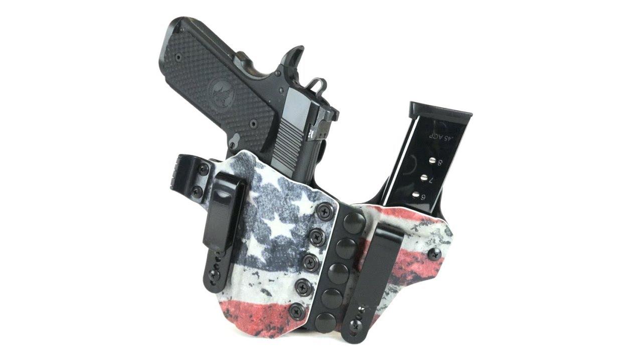 Nra Gun Gear Of The Week Tier 1 Concealed Agis