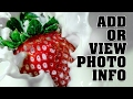 How to Add or View Photo Copyright info in Photoshop [Photoshopdesire.com]