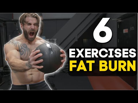Medicine Ball Slam Workout (THIS BURNS SERIOUS FAT)