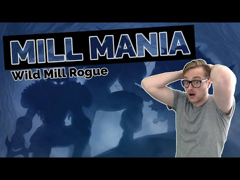 Hearthstone | Mill Mania | Wild Mill Rogue | Rastakhan's Rumble