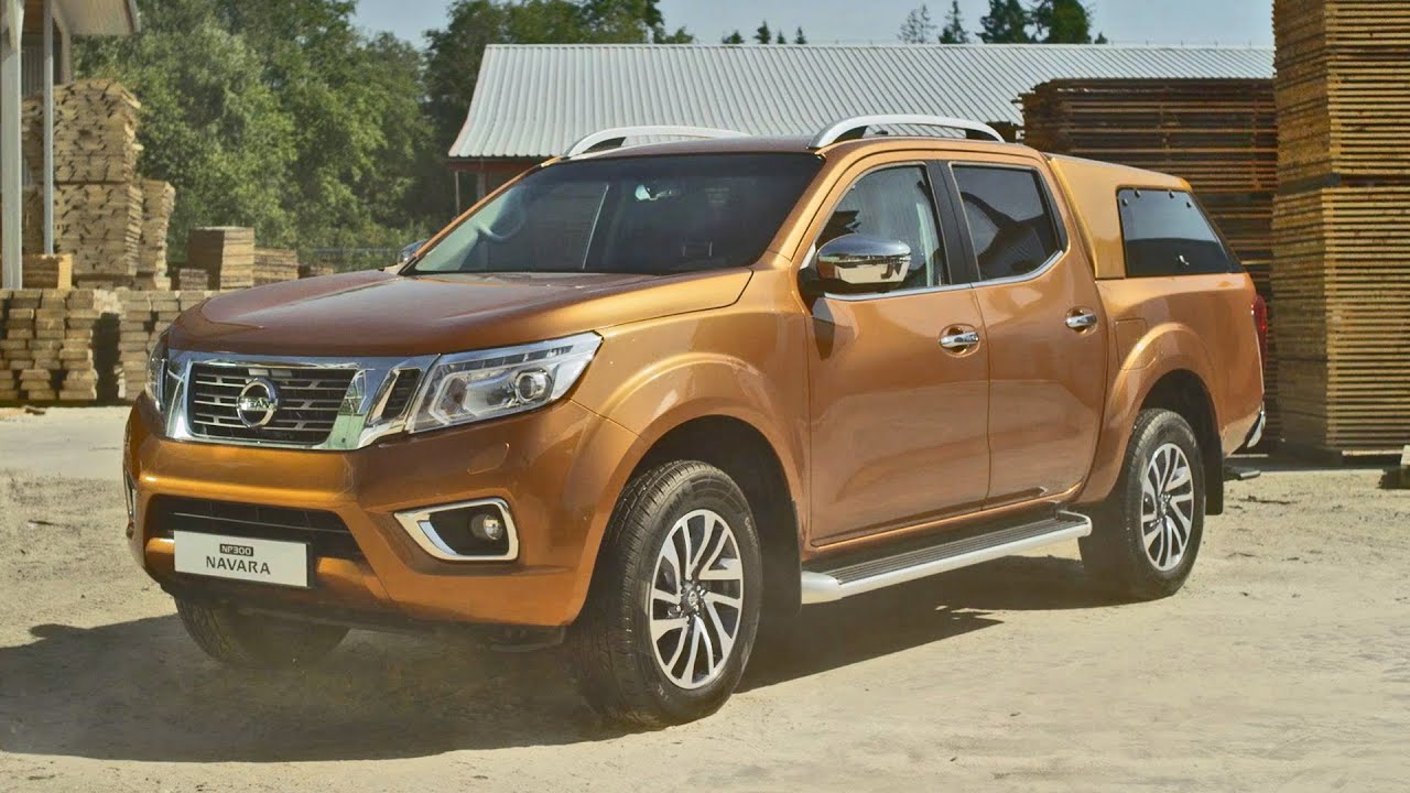 2016 nissan navara accessories youtube