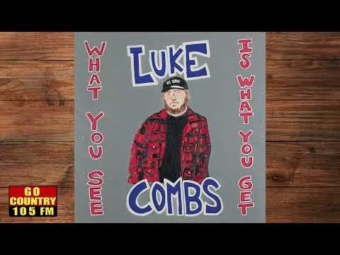 Download Luke Combs talks New Album 'What You See Is What You Get' Mp4 baru