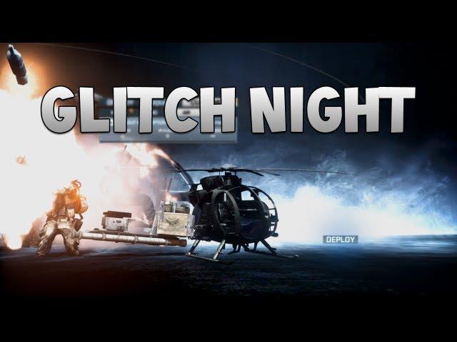 Battlefield 3 Glitch Night + Ending Screen