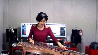 Bob Dylan-All along the watchtower Gayageum Luna ver.