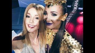 Караулову жестко унизили за попытку выгнать Бузову со сцены премии RU.TV 2018
