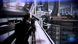 Mass Effect 3 Mission 1 Gameplay