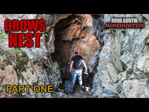 Ep.29 The Abandoned CROWS NEST GOLD MINE - Part 1