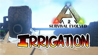 Ark Survival Evolved Xbox One - Irrigation - 5 Minute Tutorial