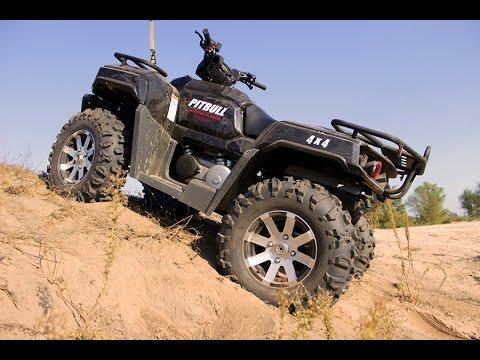 Pitbull ATV 600