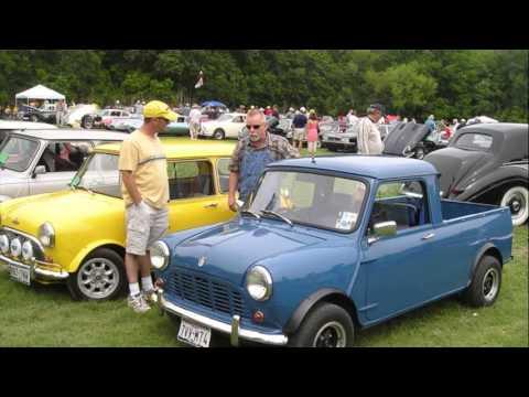 Mini Cooper Pickup Truck Youtube