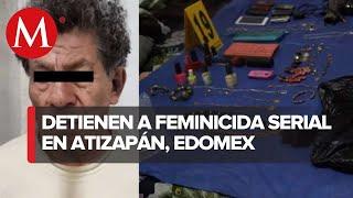 Todo lo que se sabe del feminicida de Atizapan; así asesinó a una de sus víctimas