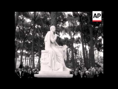 Royal Visit to Rome - 1959