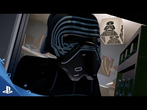 LEGO Star Wars: The Force Awakens - E3 2016 Trailer | PS4, PS3