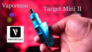 THE tiny BEAST IŠ BACK! Vaporesso Target Mini II Kit Review! VapingwithTwisted420