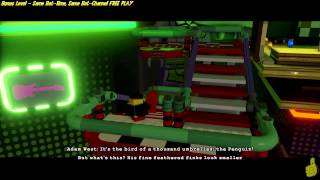 Lego Batman 3 Beyond Gotham: Bonus Level Same Bat Time Same Bat Channel FREE PLAY(+Collectibles)-HTG