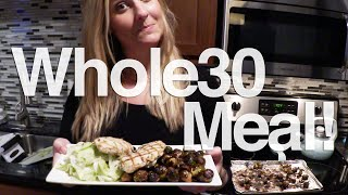 Hannah's Whole30 Weeknight Meal Recipes #vlogust