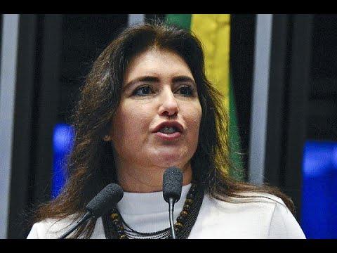 Para Simone Tebet, o país precisa rever sua política de segurança pública
