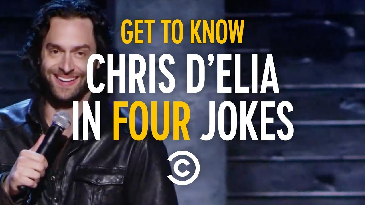 Get To Know Chris D Elia In Four Jokes Youtube