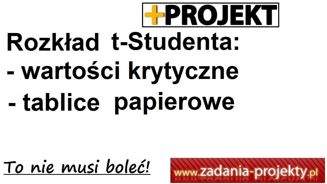 TABLICA T STUDENTA EBOOK DOWNLOAD