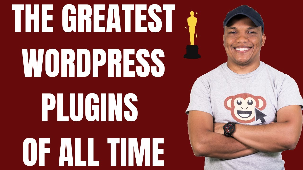 The GREATEST WordPress Plugins of ALL Time - 18 of Them