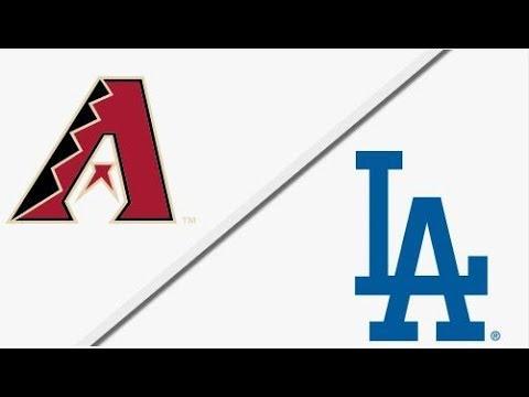 Arizona Diamondbacks vs Los Angeles Dodgers   NLDS Game 2 Full Game Highlights