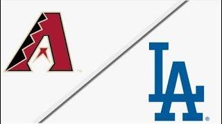 Arizona Diamondbacks vs Los Angeles Dodgers | NLDS Game 2 Full Game Highlights