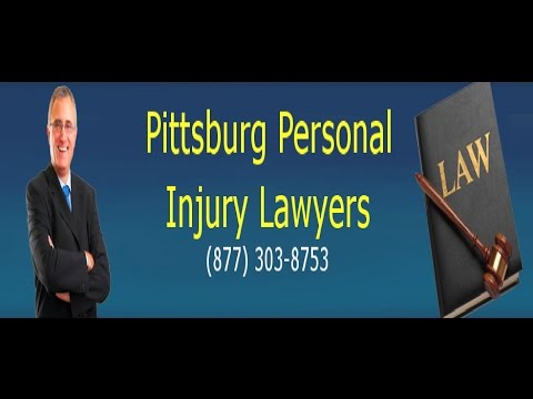 Pittsburgh Car Accident Attorneys (877) 303-8753 Pitt, PA Personal Injury Lawyers