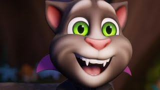 Download Scary Magic Show 🎃 Halloween Special 👻 Talking Tom Shorts (S2 Episode 4) Mp3 and Videos