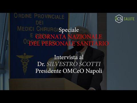 """All' OMCeO di Napoli la """"Giornata Nazionale del Personale Sanitario"""""""