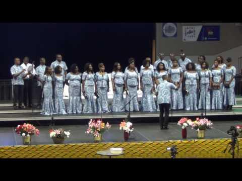 2016 NORTH AMERICA GHANAIAN S.D.A CHURCHES CAMP MEETING - OHIO ZONE CHOIR