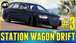 Forza Horizon 3 : Drift A Station Wagon... (Drifting Used Cars, Episode 3)