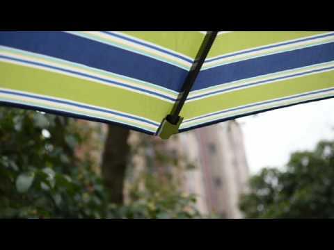 Sundale Outdoor 9 Ft Olefin Fabric Patio Umbrella(PU056)