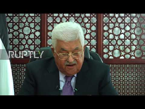 State of Palestine: Abbas says Jerusalem is the 'eternal Palestinian capital'