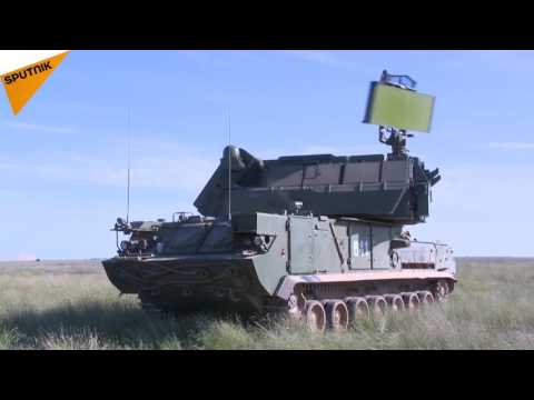 Tor-M2 Air Defense System
