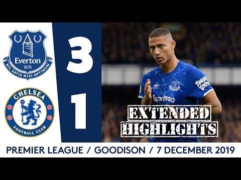 INCREDIBLE ATMOSPHERE, HUGE WIN! | EXTENDED HIGHLIGHTS: EVERTON 3-1 CHELSEA