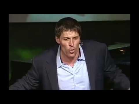 Tony Robbins TED