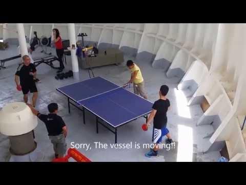 On Board Tournament 2014 ( Lewek Teal vs EMAS AMC Crewing )