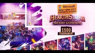 NYC Esports Heroes host Hearthstone THQ