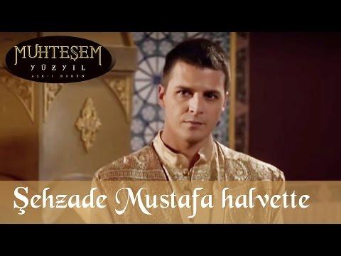 Şehzade Mustafa Halvette - Muhteşem Yüzyıl 46. Bölüm