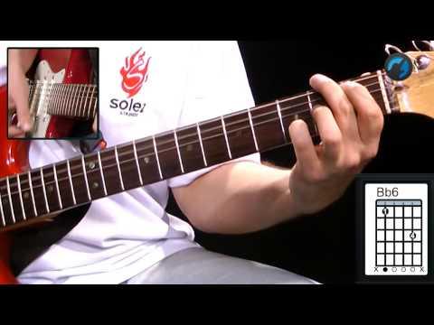 Peter Frampton - Show Me The Way (como tocar - aula de guitarra)