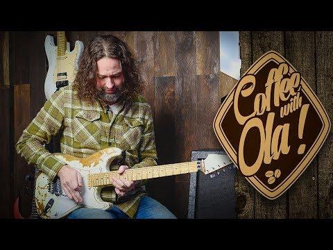 COFFEE WITH OLA - Henrik Danhage of Evergrey - REUPLOAD FULL VIDEO