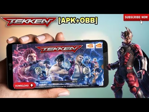Download Tekken For Android [ APK+OBB ] | 250MB Only & Latest Version
