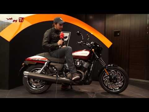 Harley Davidson Street 750 Testbericht | Onboard, Details