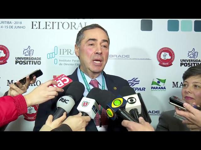 VI CBDE - Luís Roberto Barroso, ministro do STF