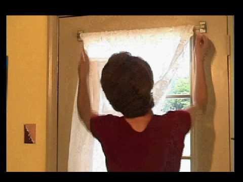 Miracle Rod Curtain Rod (No Tools)