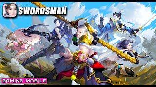 [Android/IOS] SWORDSMAN (热血侠义道) - MMORPG Class Shaolin Gameplay